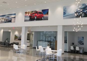 1 Automotive Car Dealership Visual Graphic Solutions Super Color Digital