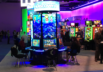 Gaming Visual Communication Bespoke Solutions Digital Lighting Signage Fabrication Slot Machines Video Games Magnetic Signage Super Color Digital