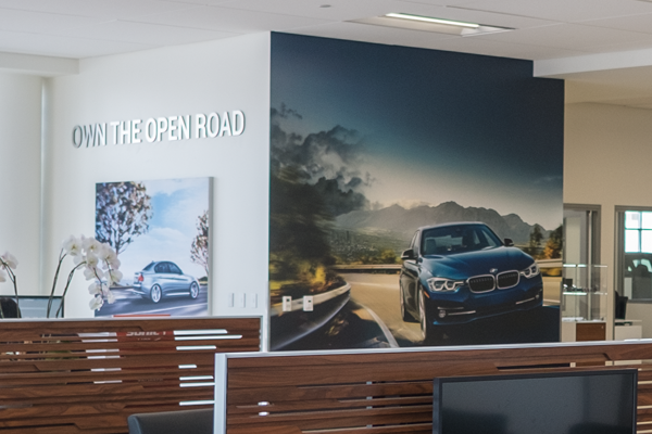Autmotive Dealership Graphics | Super Color Digital | A Innovative Visual Branding Solutions