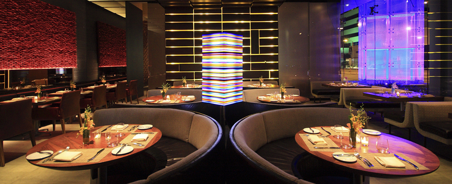BOA Steakhouse | Interior Design Visual Solutions | Super Color Digital | Innovative Visual Solutions For Today's Brands and Organizations | Super Color Digital | Innovative Visual Solutions For Today's Brands and Organizations