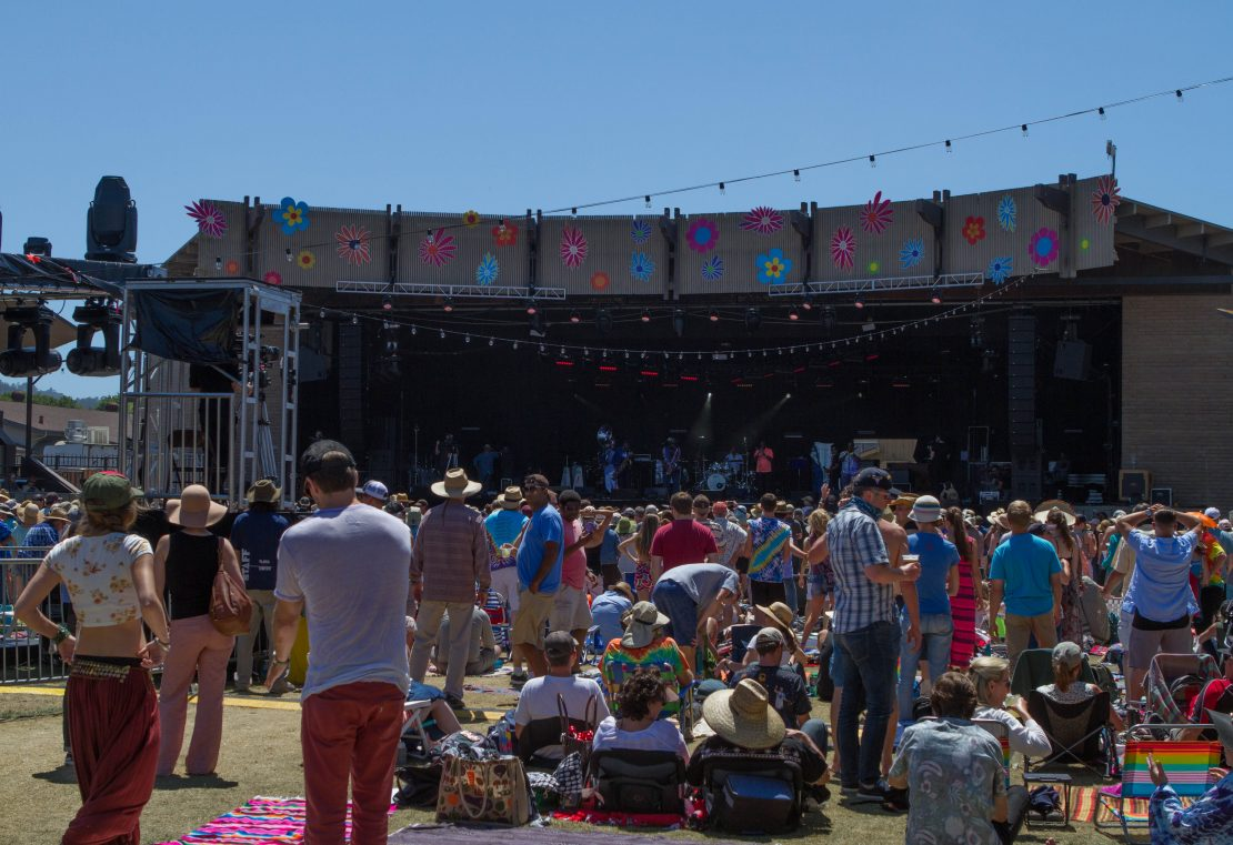 Super Color Digital Monterey International Pop Festival   Music Performance   Rock N Roll   Stage