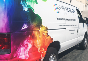 2 Super Color Digital Vehicle Wraps Automotive Cars Fleet Boats Trucks Vans Sports Cars Branding Advertisings Weather Resistant Vinyl Decal 3M Retail Events Trade Shows Sports Corporate Visual Marketing Communication Solutions