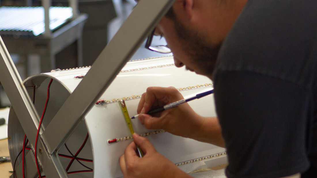 bespoke Lighting and Fabrication
