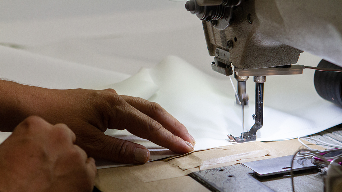 Sewing and Finishing Capabilities