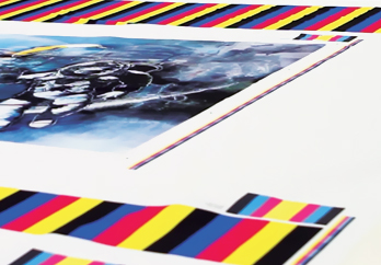 Super Color Digital G7 Certification Expert Color Printing Visual Reproduce Large Format Visual Communications