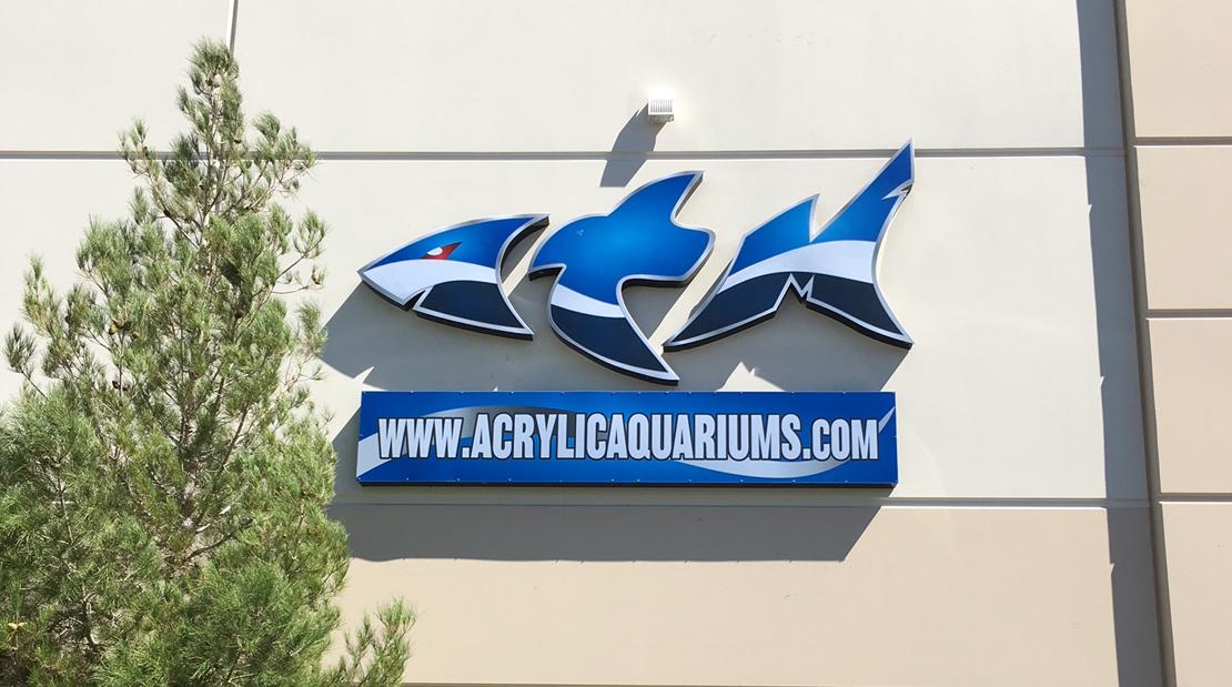 Outdoor Signage Graphics Visual Solutions Large Format Printing Dimensional Logo Branding Tanked Super Color Digital