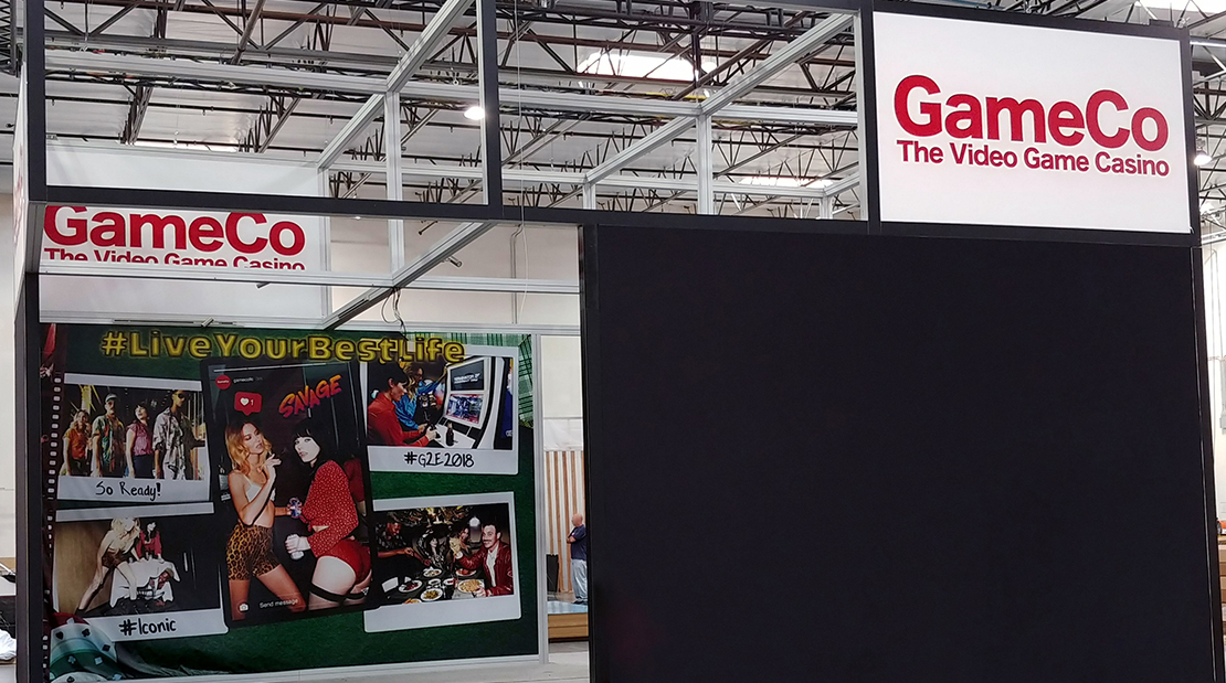 Trade Show Ingredients Success Fabric Graphics SEG Tension Fabric Pillowcase Booth Display Fabrication Backlit Dimensional Visual Solutions