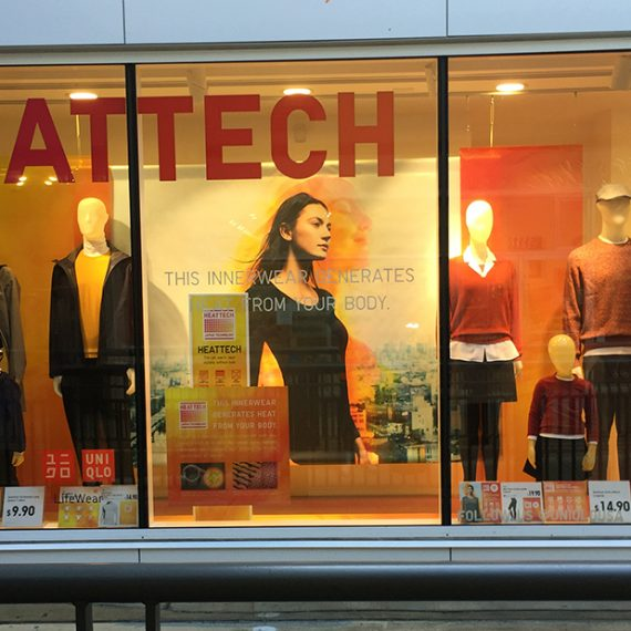 Retail Window Displays