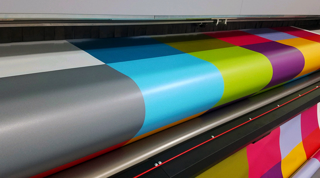 Wide Large Format Printing LED Durst RHO Green Sustainability Color Printer Tools Visual Experiences Communications