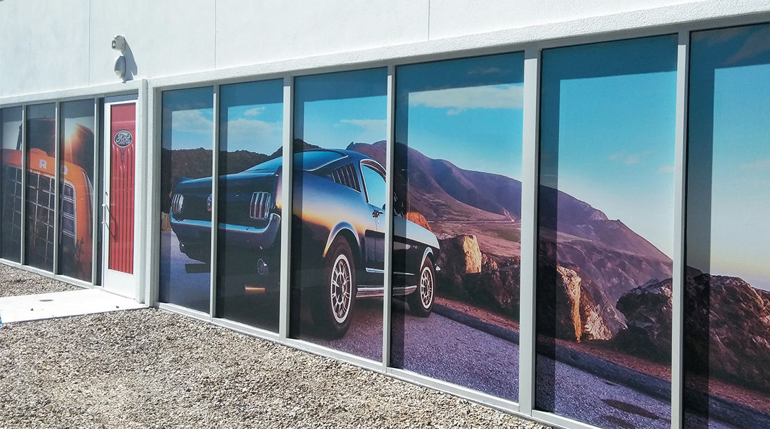Window Decals window graphics