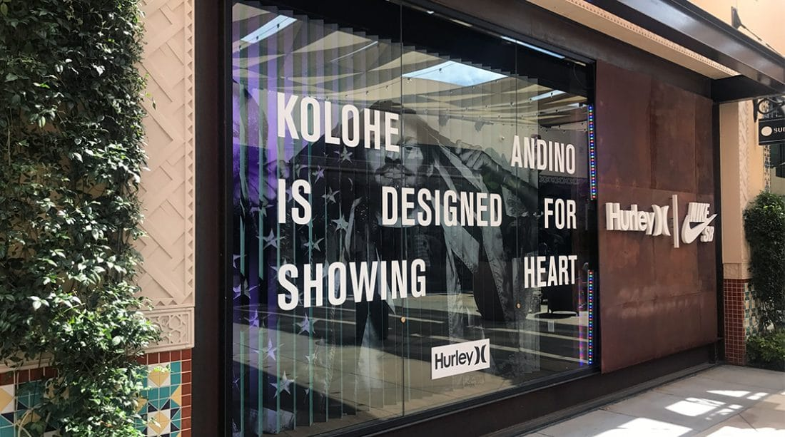 Creative Window Displays