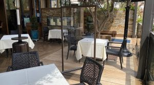 Grants For Orange County Restaurants COVID-19 Social Distancing Decals To-Go Patio Barriers