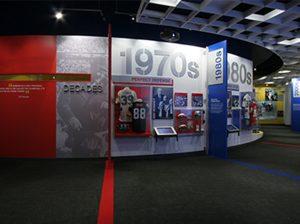museum visual ideas coming back exhibitions design printing super color digital