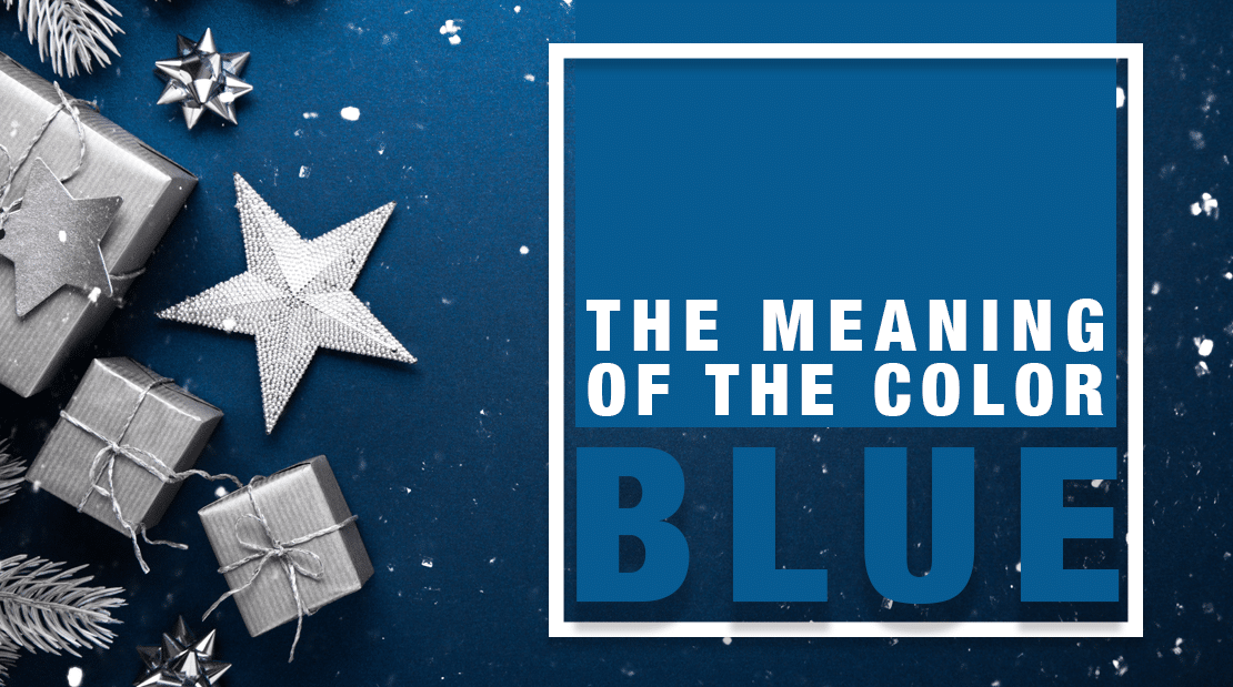 meaning of the color blue