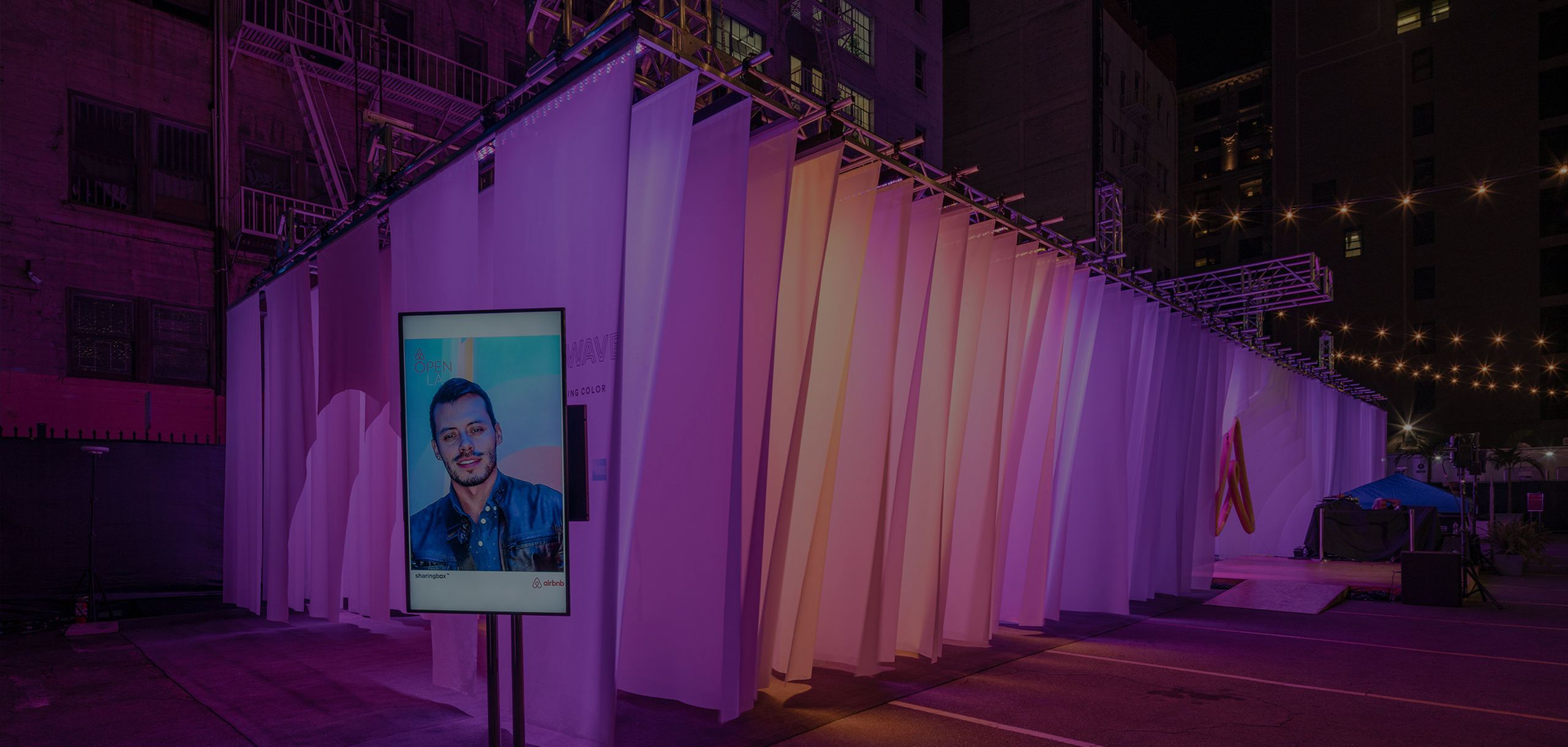 large format printing visual solutions experiential events