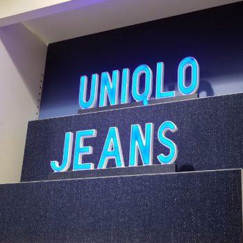 dimensional-signs-uniqlo-retail